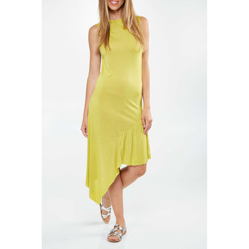 Vêtements Femme Robes longues Cheap Monday Robe  Mev Jaune Femme Jaune