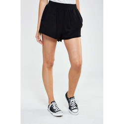 Shorts / Bermudas Cheap Monday Shorts  Trash Noir Femme
