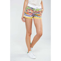 Shorts / Bermudas American College Short Graphique Harold  Multicouleurs