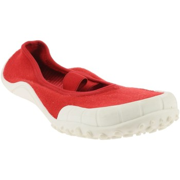 Chaussures Femme Baskets basses Pucket a12simpls002 rouge