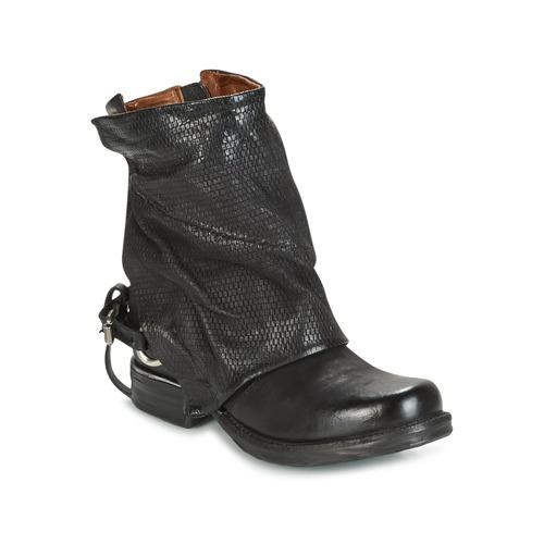 Bottines / Boots Airstep / A.S.98 SAINT PI Noir 350x350