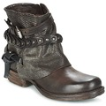 Chaussures Femme Boots Airstep / A.S.98 SAINT LU Marron