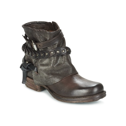 Chaussures Femme Boots Airstep / A.S.98 SAINT LU Marron