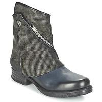 Chaussures Femme Boots Airstep / A.S.98 SAINT VI Bleu
