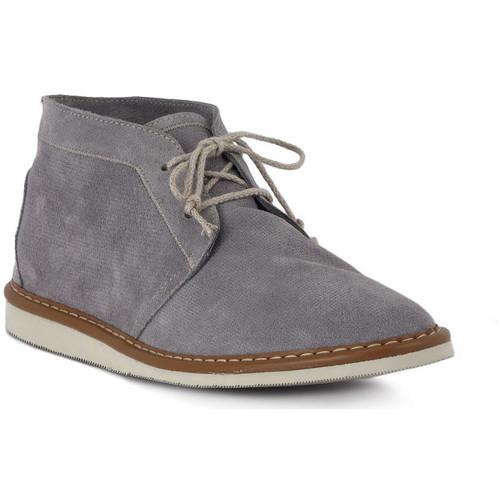 Chaussures Homme Boots Café Noir CAFE NOIR POLACCO Grigio