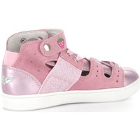 Chaussures Enfant Baskets basses Lelli Kelly 6330 Basket Fille Pink Pink