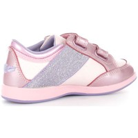 Chaussures Enfant Baskets basses Lelli Kelly 6304 Basket Fille Pink Pink