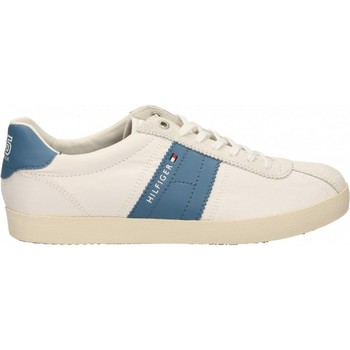 Chaussures Homme Baskets basses Tommy Hilfiger PLAYOFF 1C blanc