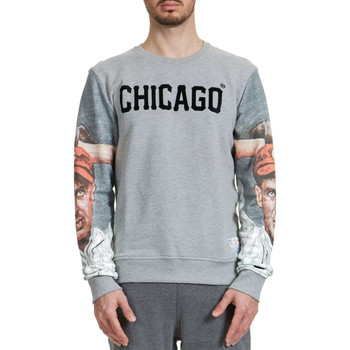 Vêtements Homme Sweats American College Sweat Baseball Archepp  Gris Clair Gris