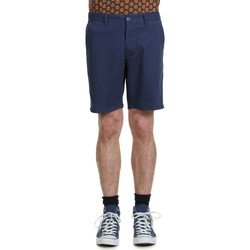 Vêtements Homme Shorts / Bermudas Obey Short  Working Man Ii Marine Homme Marine