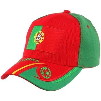 Accessoires textile Homme Casquettes Pays Casquette Enfant Portugal Football de 6 à 11 ans Vert