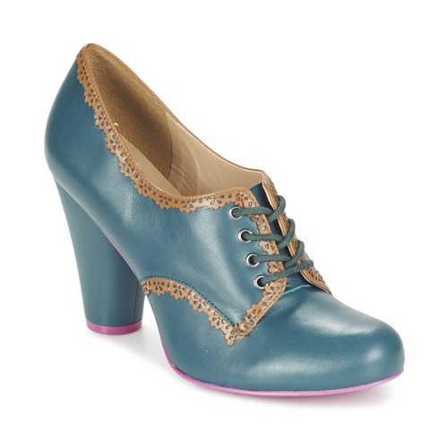 Bottines / Boots Cristofoli POSS CHAV Bleu Petrol 350x350