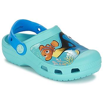 Chaussures Enfant Sabots Crocs CC DORY CLOG Bleu