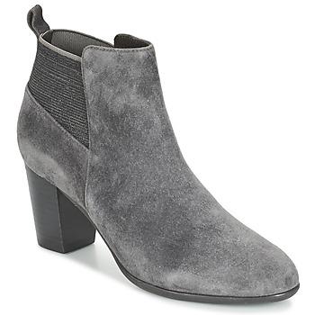 Chaussures Femme Bottines JB Martin CHARMEL Gris