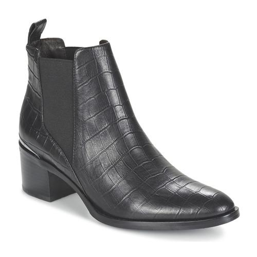 Chaussures Femme Bottines JB Martin EPOQUE Noir