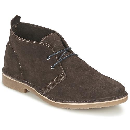 Bottines / Boots Jack & Jones GOBI SUEDE DESERT BOOT Marron 350x350