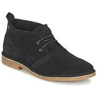 Chaussures Homme Boots Jack & Jones GOBI SUEDE DESERT BOOT Gris