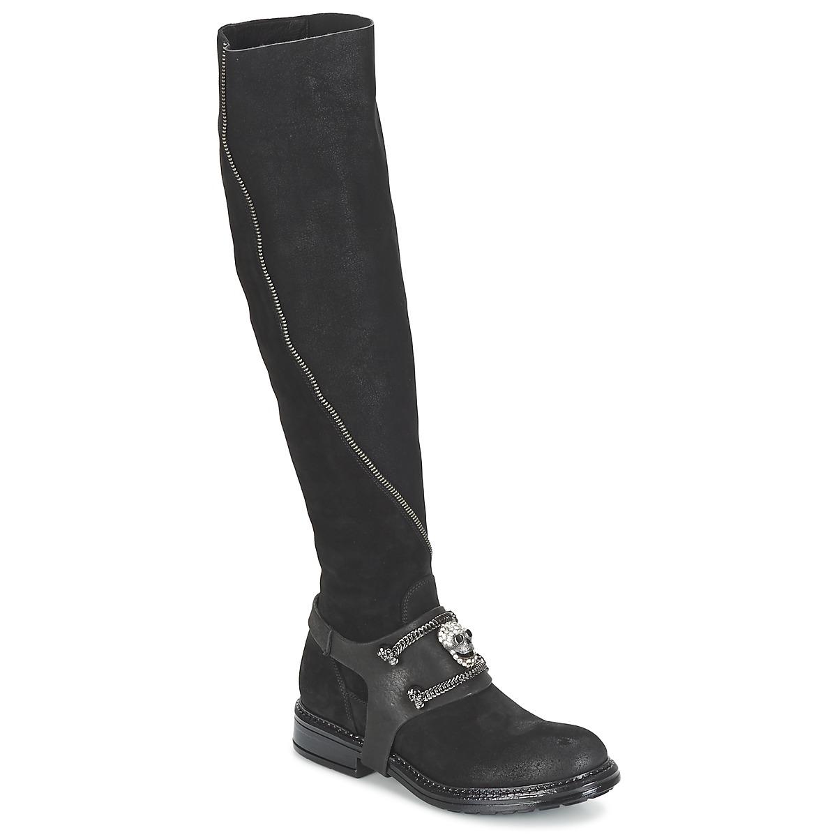 Now CALOPORO Noir - Livraison Gratuite avec  - Chaussures Boot Femme