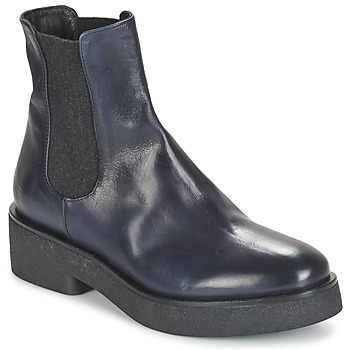 Chaussures Femme Boots Now NINEMILO Gris