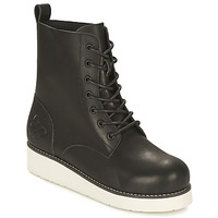 Chaussures Femme Boots Lola Ramona PEGGY Noir