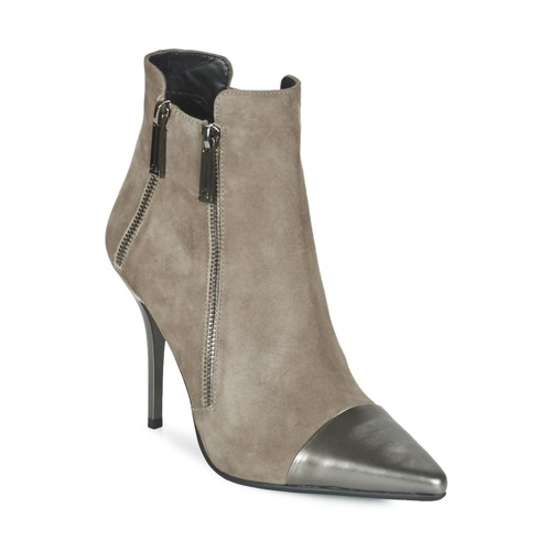 Chaussures Femme Bottines Luciano Barachini RIJO Taupe