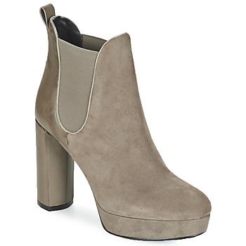Bottines / Boots Luciano Barachini MILI Taupe 350x350