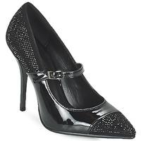 Chaussures Femme Escarpins Luciano Barachini POUL Noir