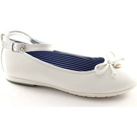 Chaussures Fille Ballerines / babies Asso  Bianco