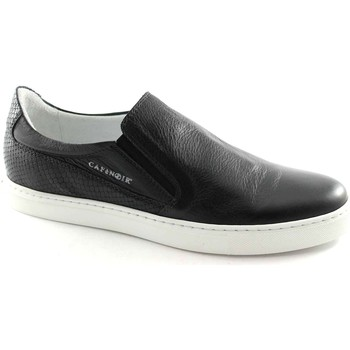Chaussures Homme Mocassins Caf㨠Noir  Nero