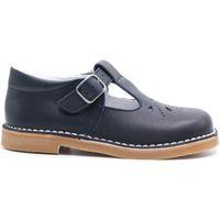 Chaussures Fille Ballerines / babies Boni Classic Shoes Boni Henry - Sandale enfant Bleu Marine