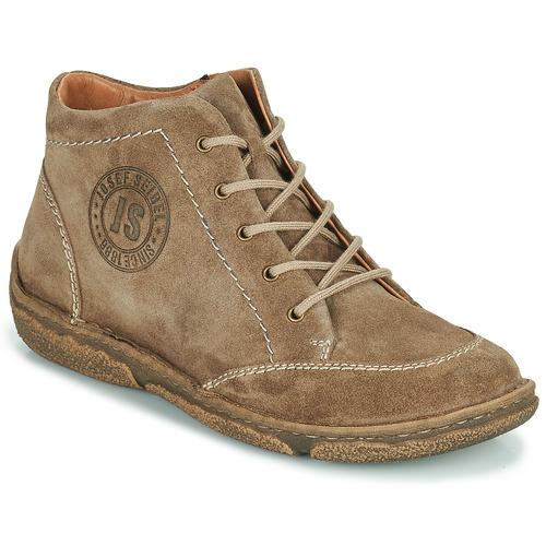 Bottines / Boots Josef Seibel NEELE 01 Taupe 350x350