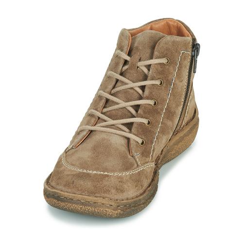 Femme Neele Boots 01 Josef Marron Seibel Ib9eED2WHY