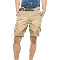 Vêtements Homme Shorts / Bermudas Petrol Industries Short Cargo Dark Tobacco