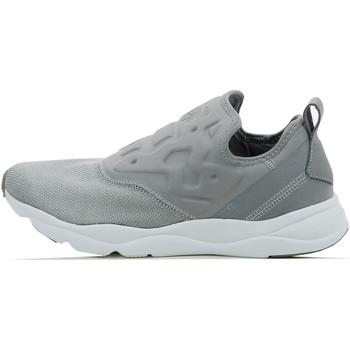 Chaussures Femme Running / trail Reebok Sport FuryLite Slip Contemporary - Ref. V69111 Gris