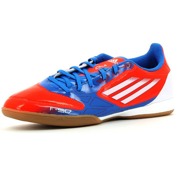 Chaussures Homme Football adidas Performance F10 IN Rouge / Bleu