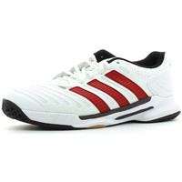 Chaussures Sport Indoor adidas Performance Adipower Stabil 10 Blanc / Rouge