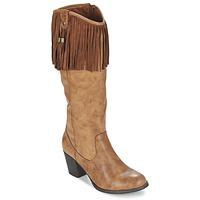 Chaussures Femme Bottes ville Refresh TRITOU Camel