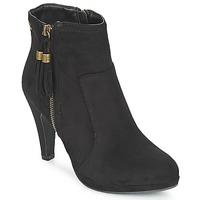 Chaussures Femme Bottines Refresh MINU Noir