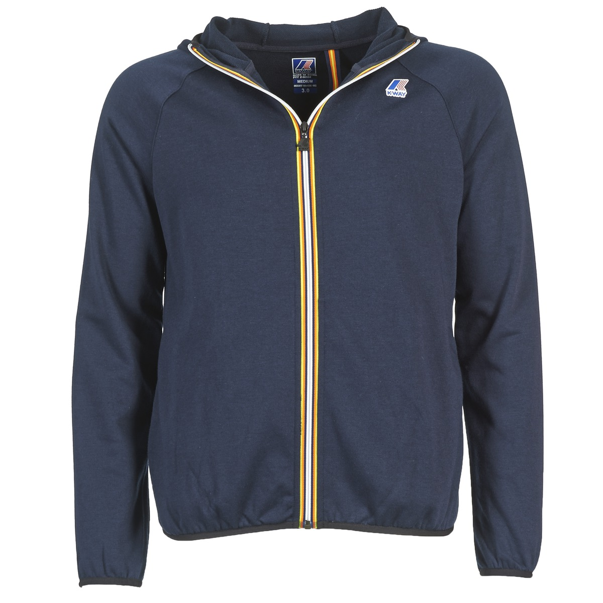 K-Way VICTOR FLEECE Marine