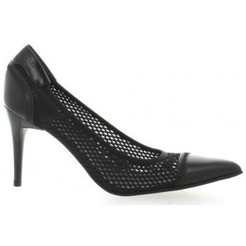 Chaussures Femme Escarpins Elizabeth Stuart Escarpins tissu Noir