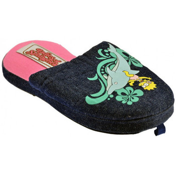 Chaussures Enfant Mules De Fonseca The Simpsons Mules Multicolor