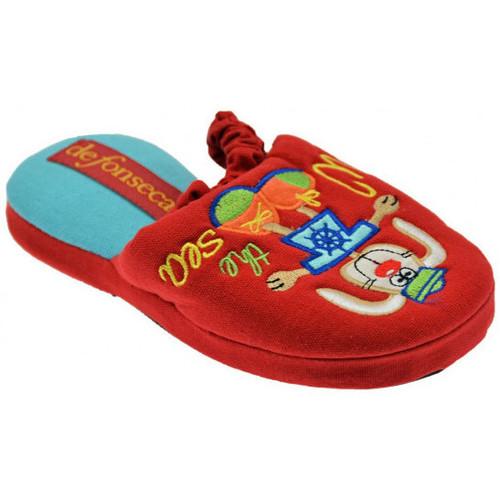 Chaussures Enfant Mules De Fonseca Marinaio Mules