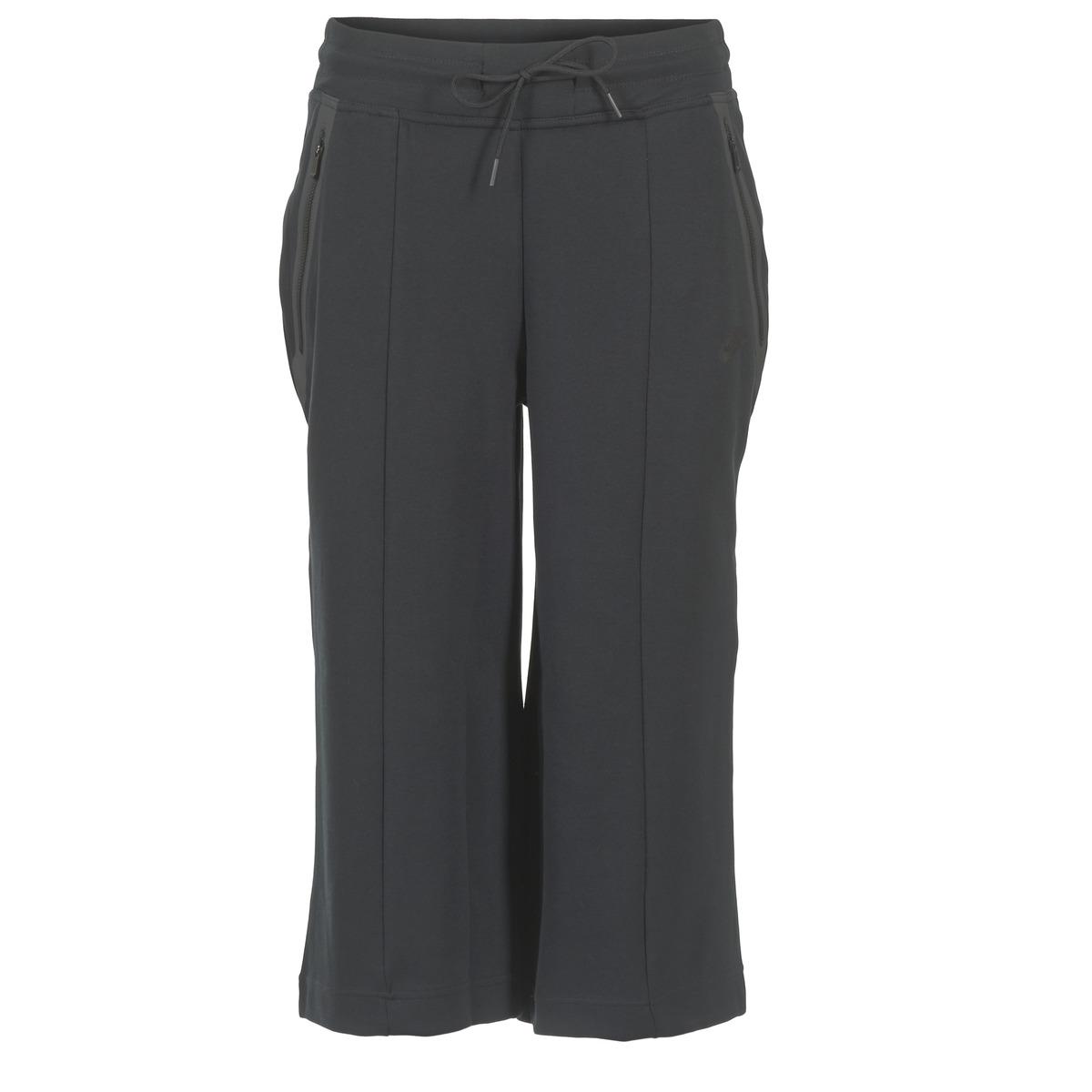 Joggings / Survêtements Nike TECH FLEECE CAPRI Noir