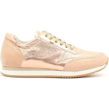 Chaussures Femme Baskets basses Grace Shoes AA33 Sneakers Femmes Rose Rose
