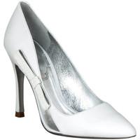 Chaussures Femme Escarpins Kesslord ANNA ANNIE_BC_BL Blanc