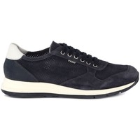 Chaussures Homme Baskets basses Frau AMALFI WASHED BLU    121,6