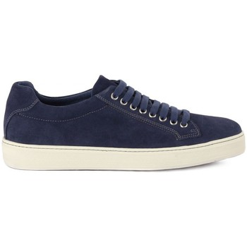 Chaussures Homme Baskets basses Frau SUEDE JEANS     91,9