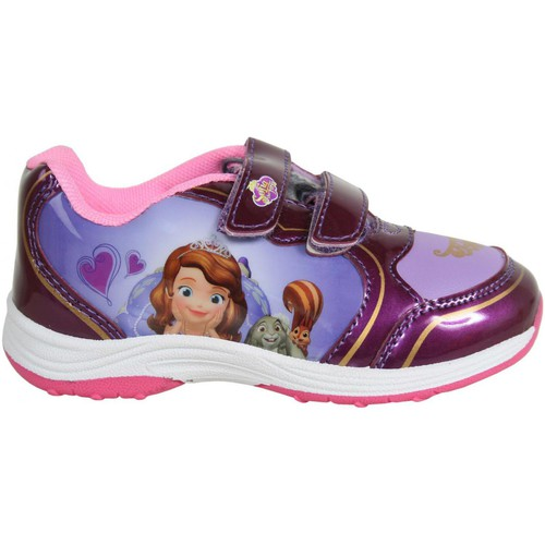 Chaussures Fille Baskets basses Sofia SO000851-B2049 Morado