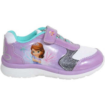 Chaussures Fille Baskets basses Sofia SO000861-B2067 Rosa