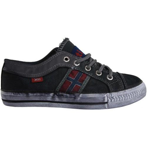 Chaussures Garçon Baskets basses Xti 53404 Gris